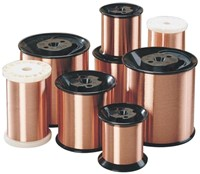 0.400mm 2EIW Copper magnet wire, Cu, PEI2, Polyester-imide, PT15 (15KG) spool size